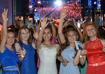 В Саратове прошёл грандиозный фестиваль выпускников «Роза ветров»