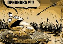 За отказ от прививок саратовских родителей будут бить рублём?