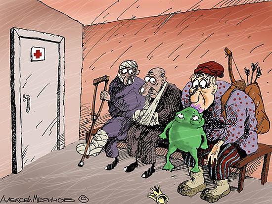 почему уходят врачи из поликлиники