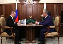 Путин поверил в Радаева