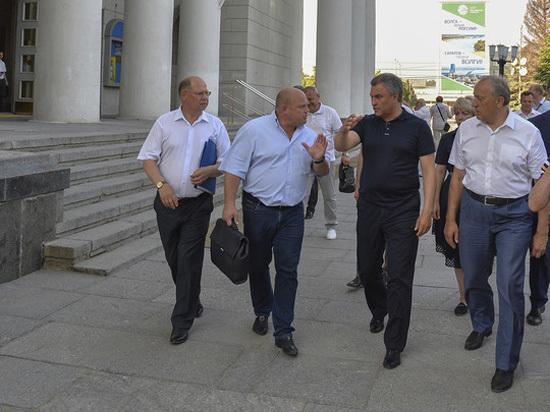 Вячеслав Володин встретится вСаратове сдольщиками иобсудит проект нового берега