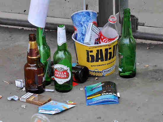 Саратовские магазины хотят превратить в мусорные свалки