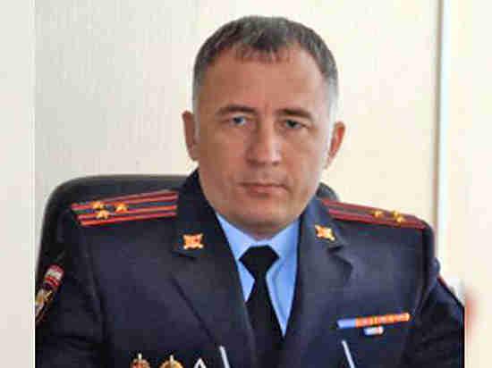 Впервые в регионе задержан руководитель полицейской службы, призванный следить за своими коллегами