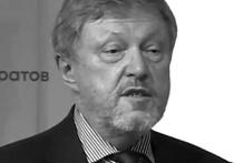 Кандидат в президенты России - о Сирии и канализации