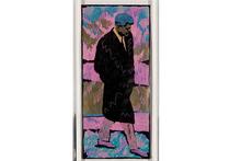 Рисунок Цоя, похожий на Уорхолла, продан за 15 тысяч евро